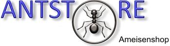 ANTSTORE - Ameisenshop - Ameisen kaufen-Logo