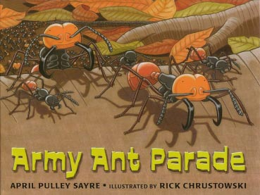 Book: Army Ant Parade