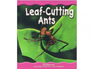 Book: Leaf-Cutting Ants - by Helen Frost