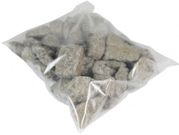 Granite chippings 16-32 gray 1000g